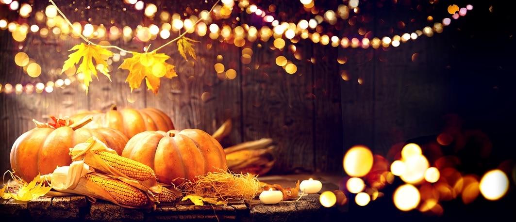 Les fêtes d'automne!